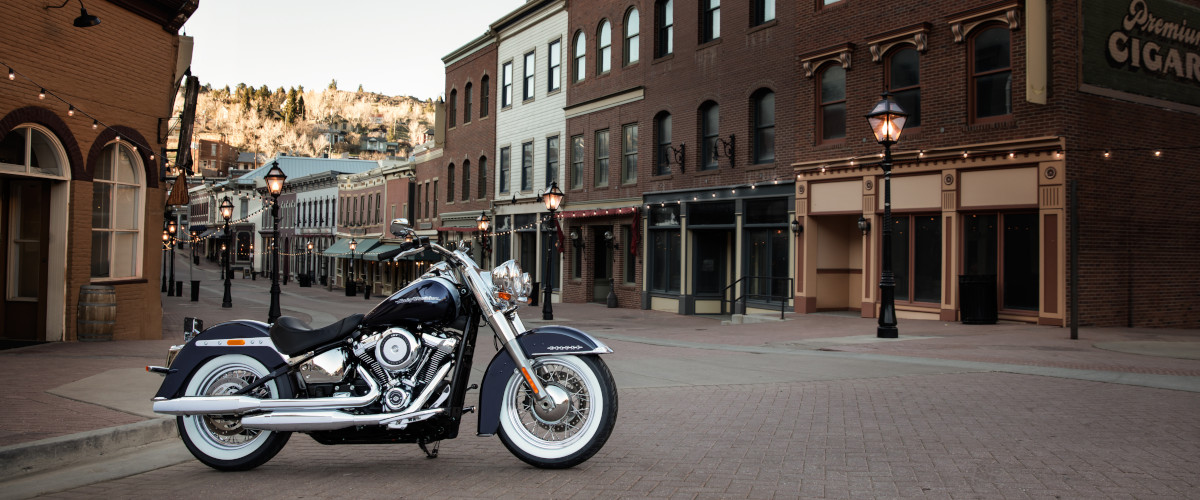 Softail Deluxe (2)